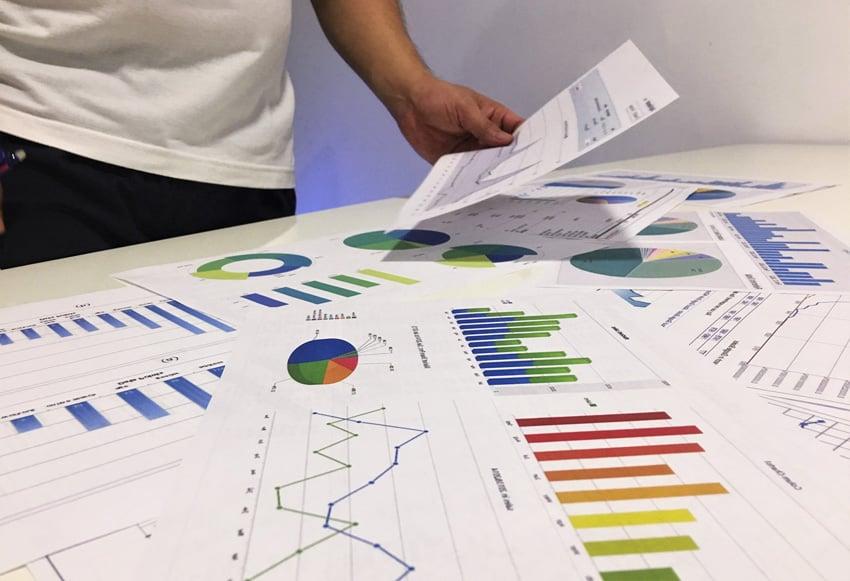 Marketing research data