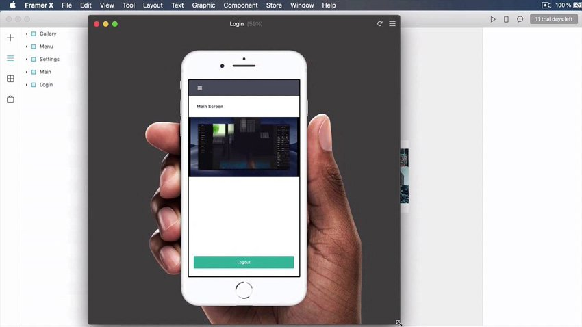 Learn to Prototype With Framer X