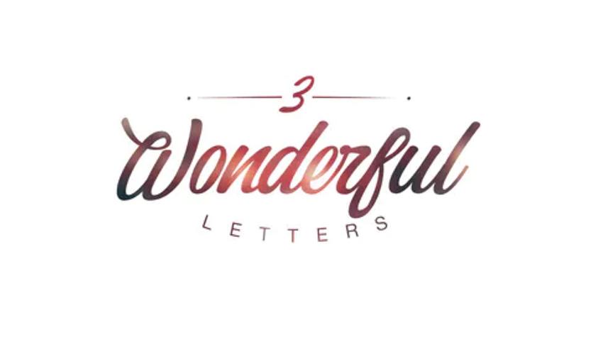 Wonderful Letters 3
