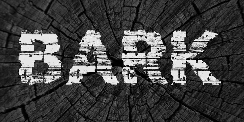 BARK Font