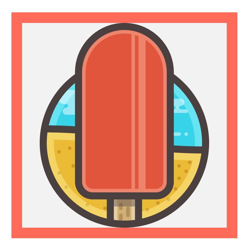 ice cream icon finished