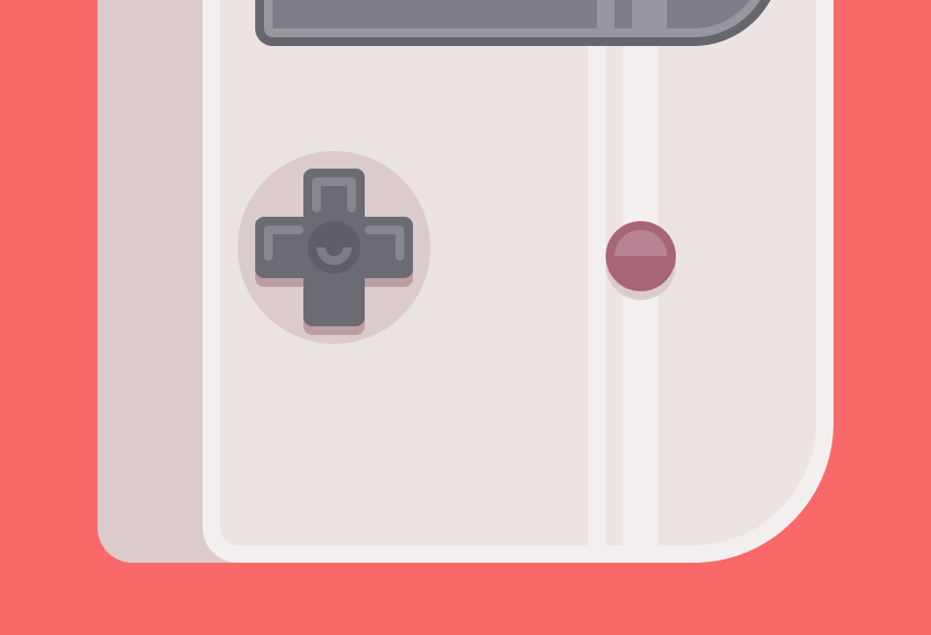 adding details to the b button