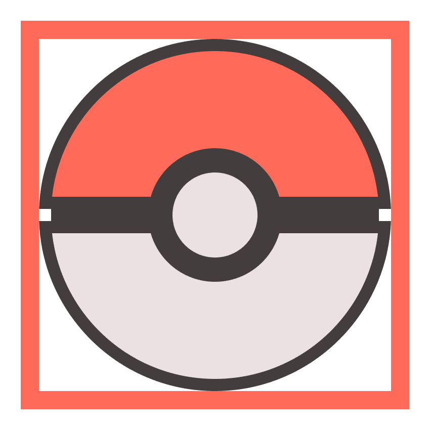 adding the base section for the poke balls button