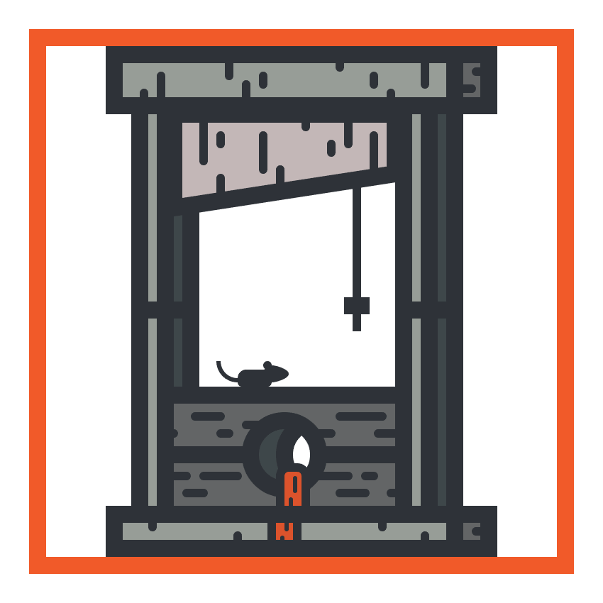 guillotine icon finished