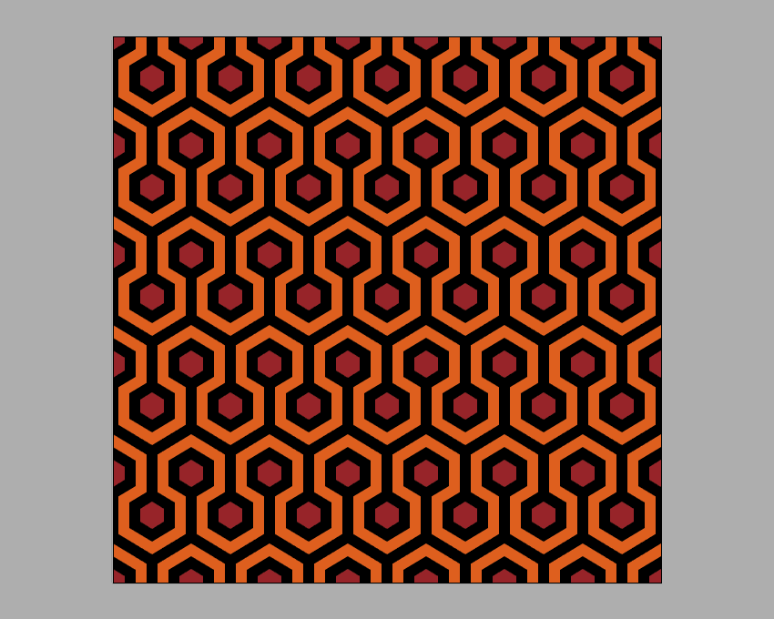 final preview of the pattern
