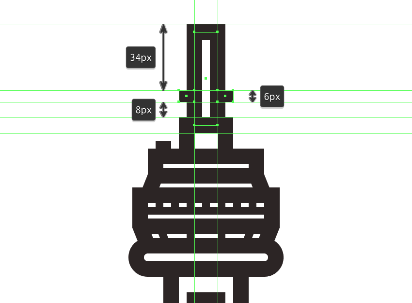 adding the center section to the cn towers upper body