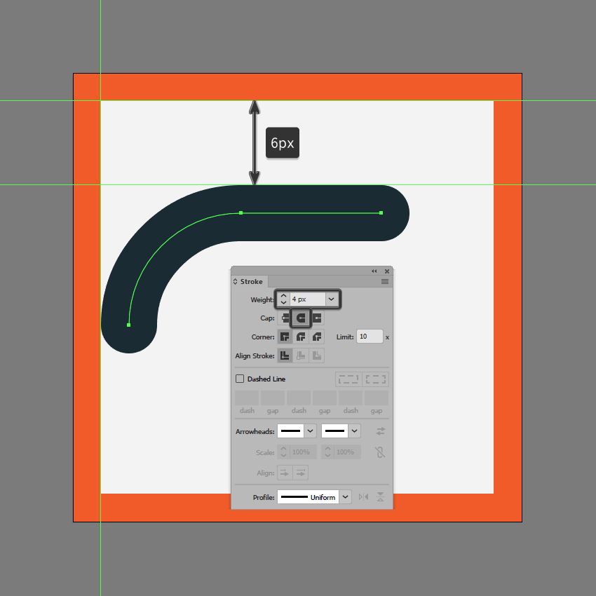 removing the lower section from the upper body of the repeat button