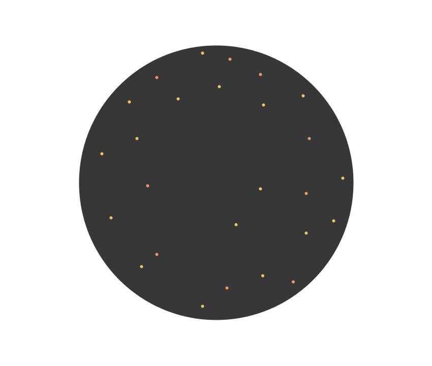 adding the static stars