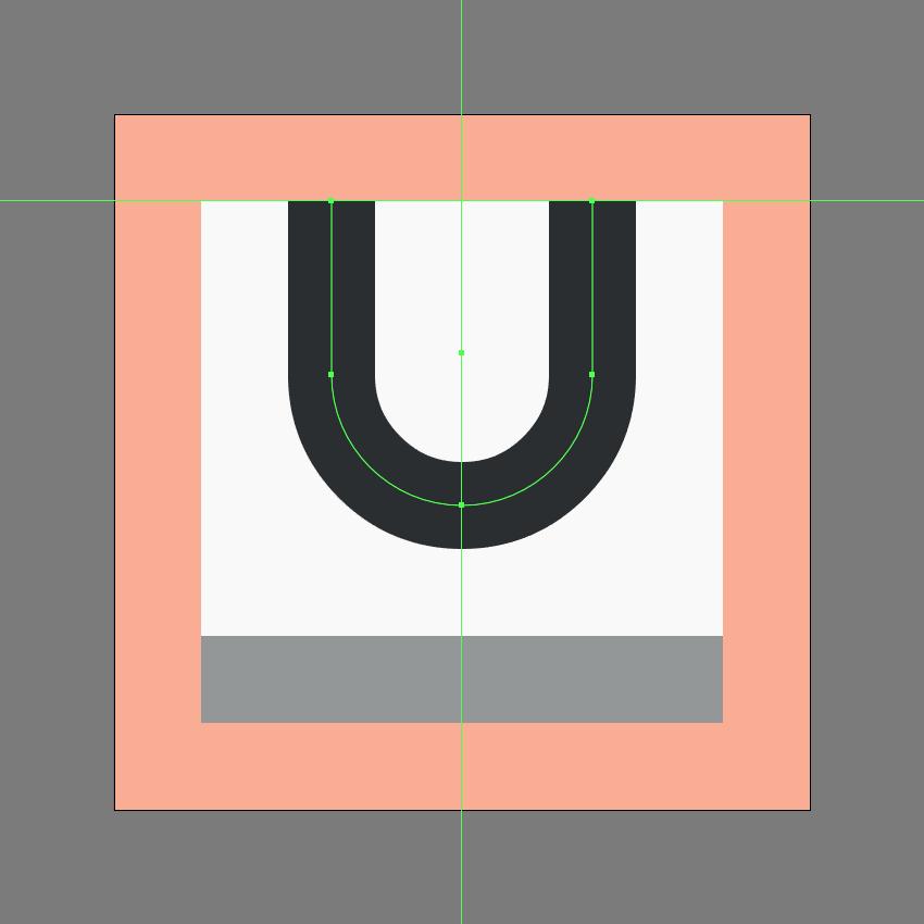finishing off the underline icon