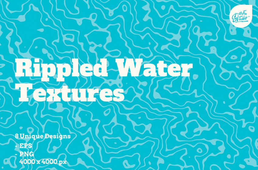rippled water textures by envato elements