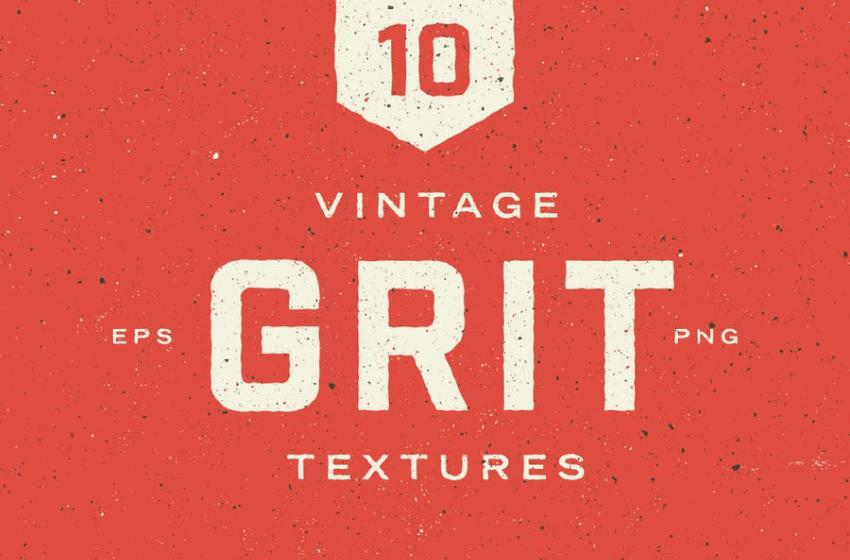 vintage grit textures by envato elements