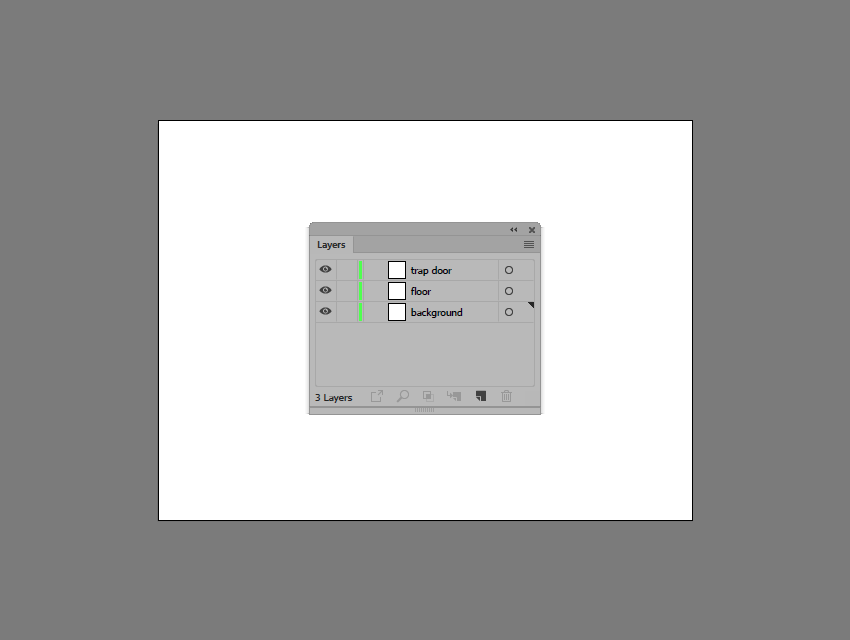 how to set up the layers