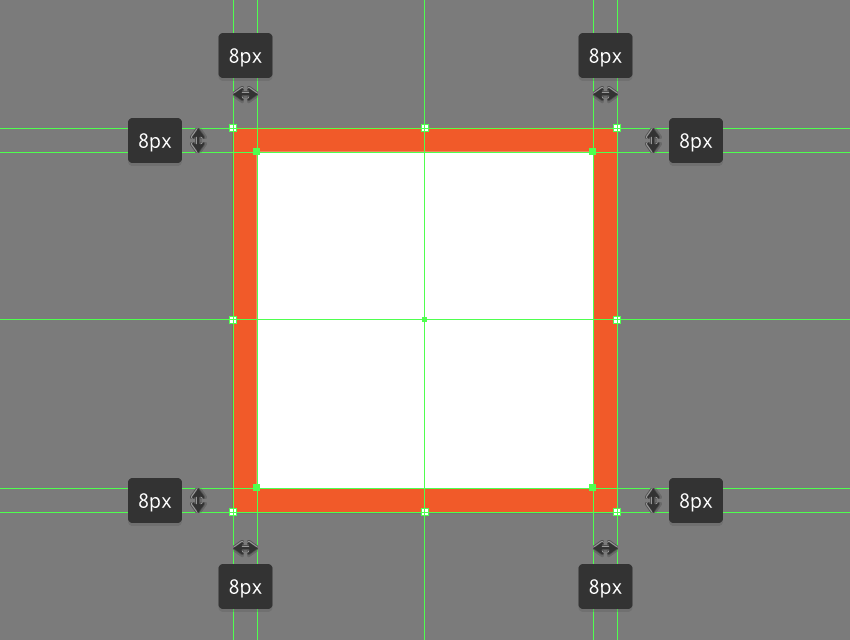 creating the active drawing area in ai