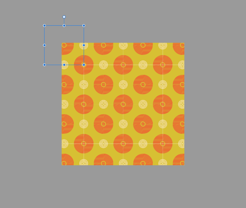 adjusting the color of a composing shape for the symbols method