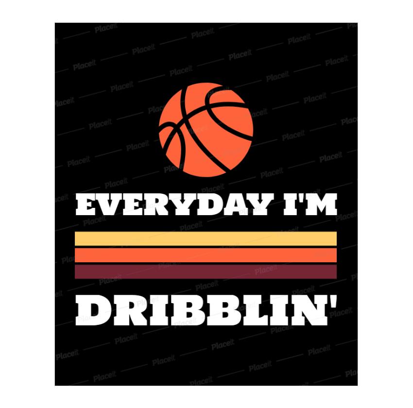 retro sports t-shirt design