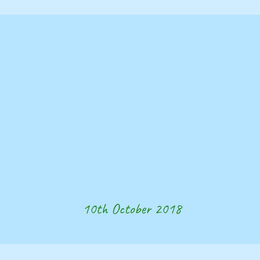 World Mental Health Day 2018 subtitle