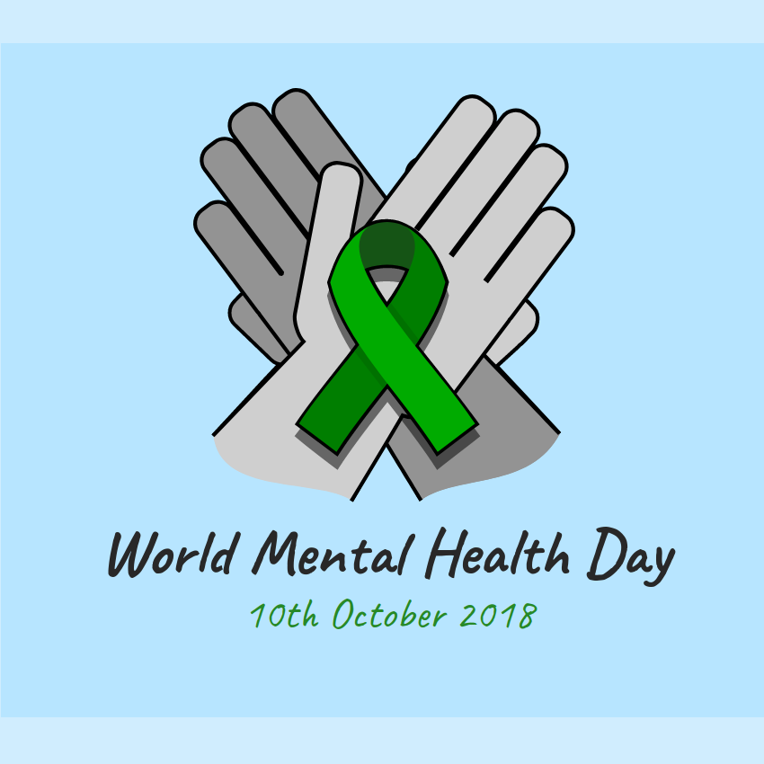 World Mental Health Day 2018 first image