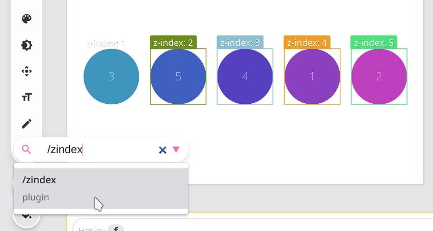 Z-index Visualizer Plugin