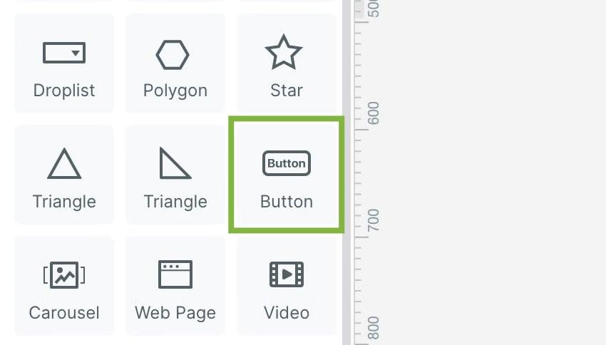 drag in button element