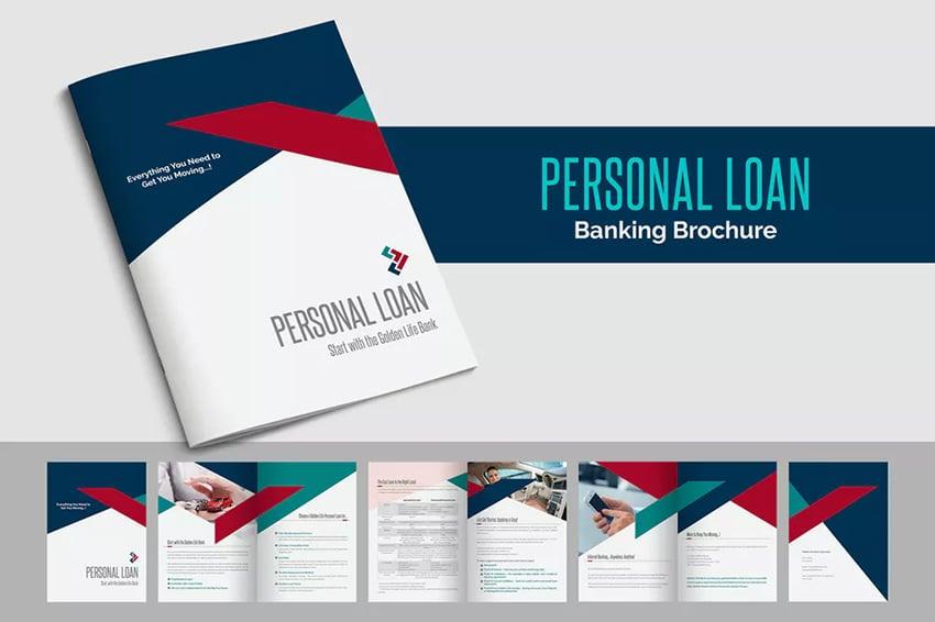 Banking Brochure