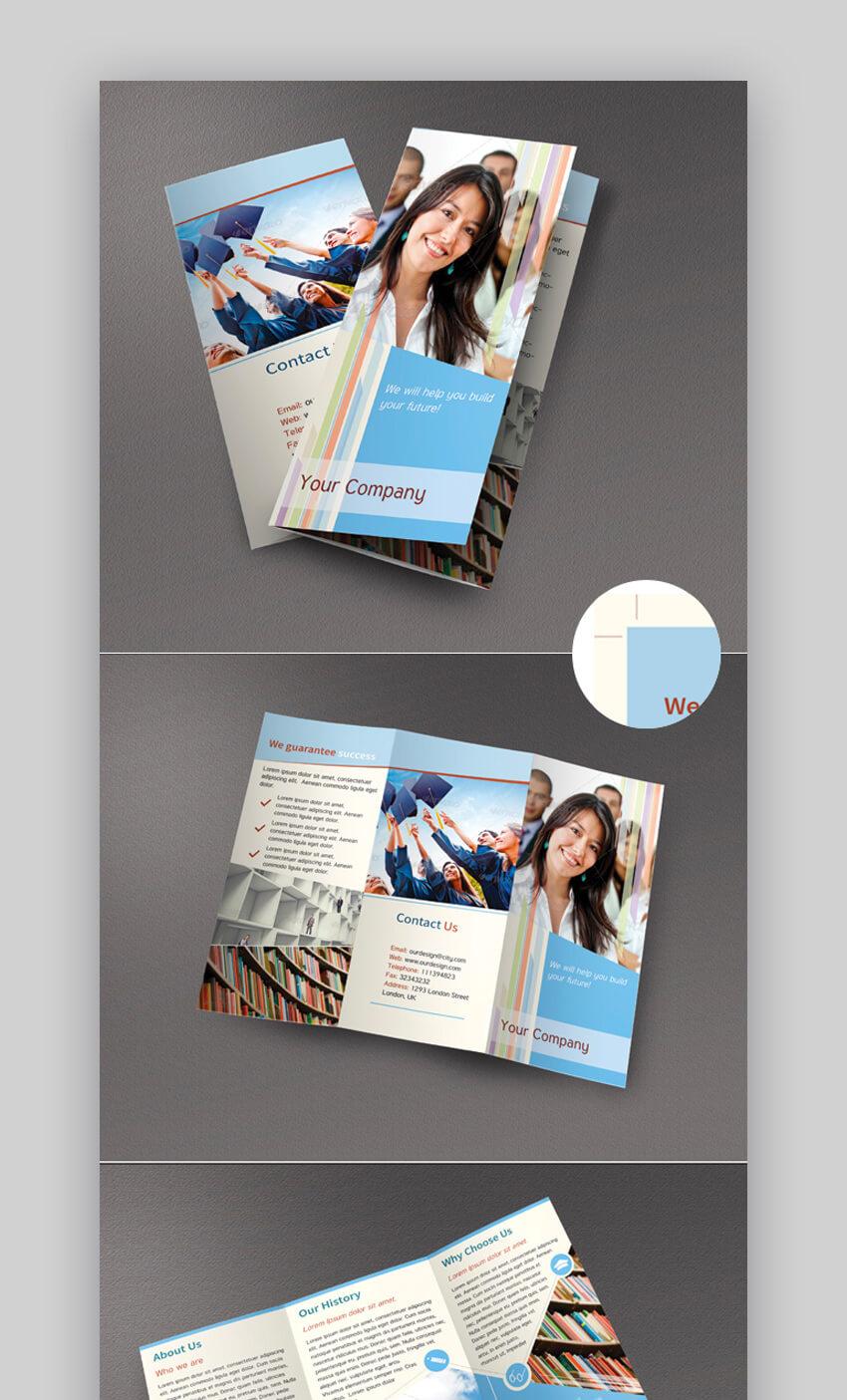 Educational Tri-Fold Brochure