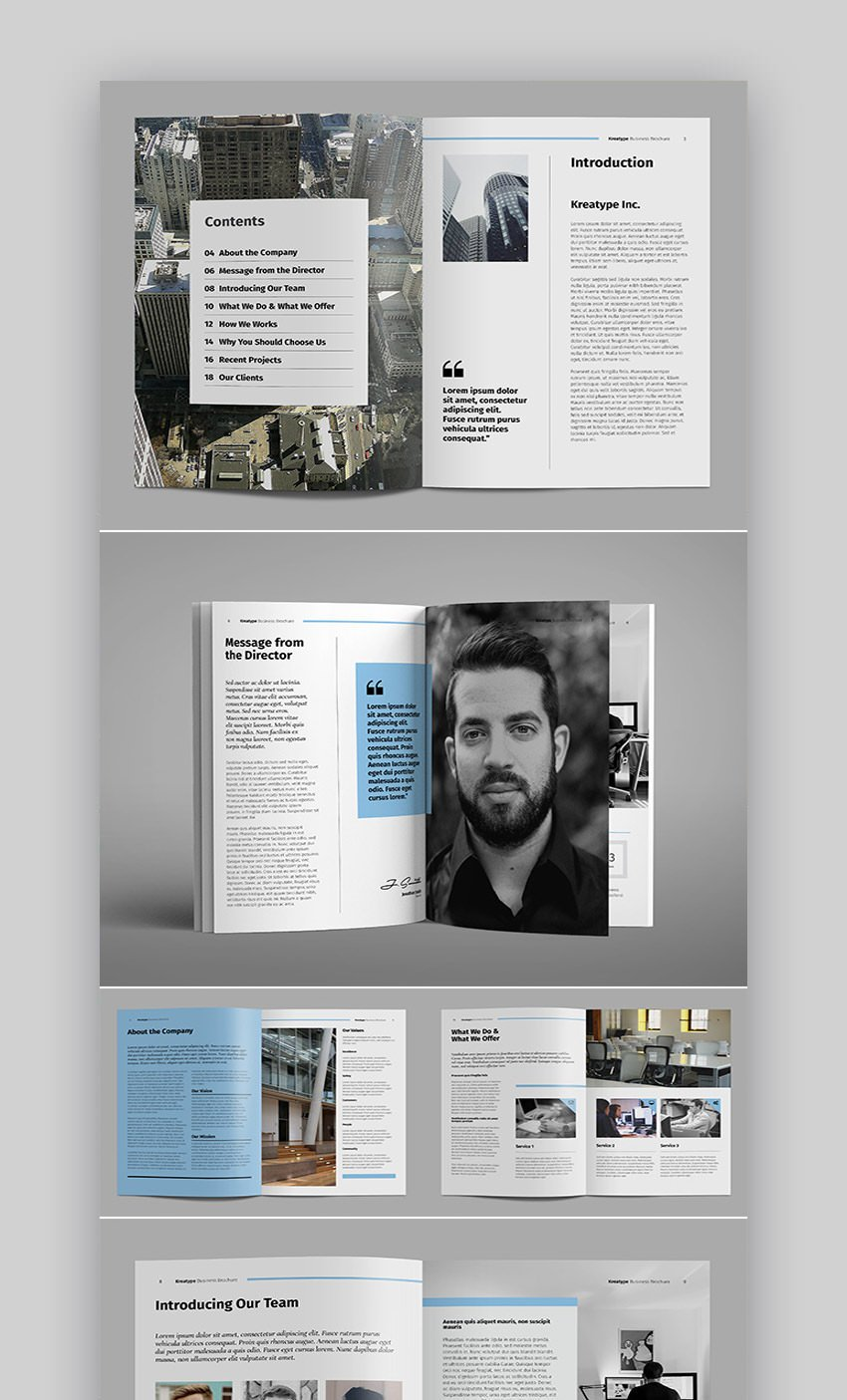 Kreatype Company Brochure