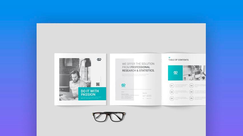 Square Company BrochureProfile