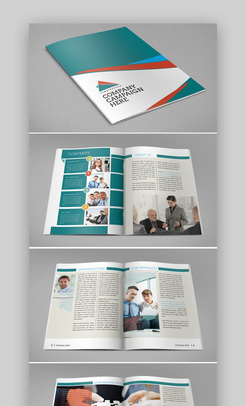 State Company Brochure