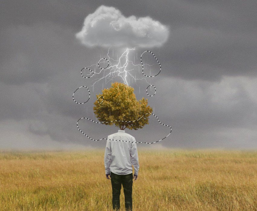 rain masking