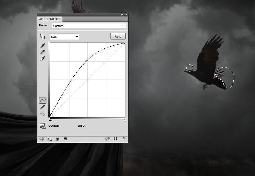 crow 1 curves