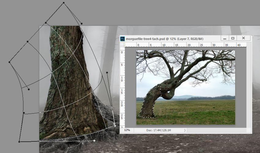 add tree 2