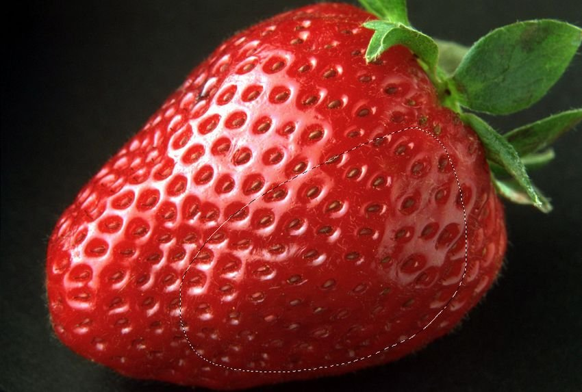 select another strawberry part