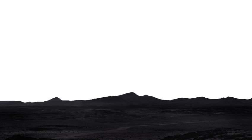 landscape curves masking result