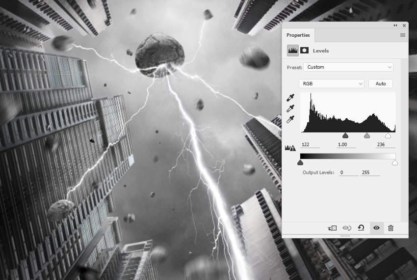 lightning 2 levels