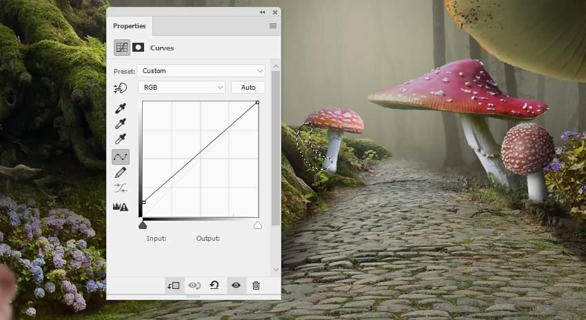 mushroom 5 curves 2