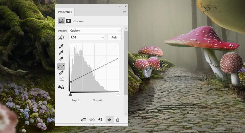 mushrooms 6 curves 2