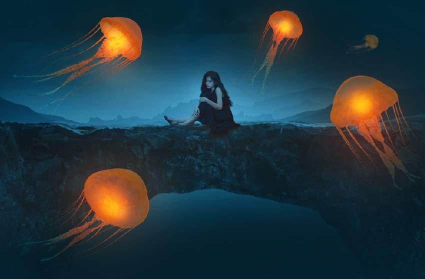 jellyfish glow 3