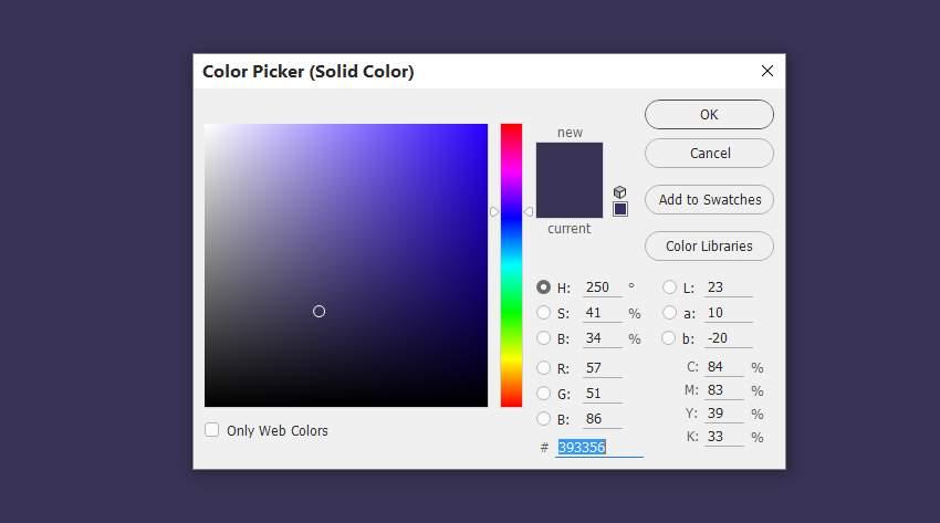 color fill 1