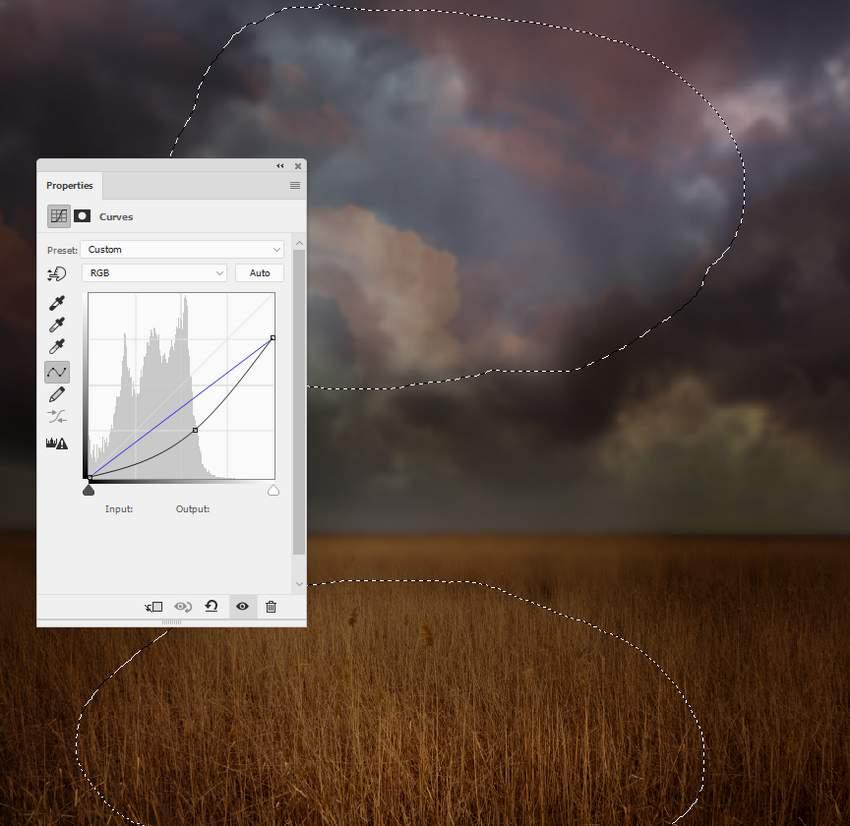 sky 2 curves