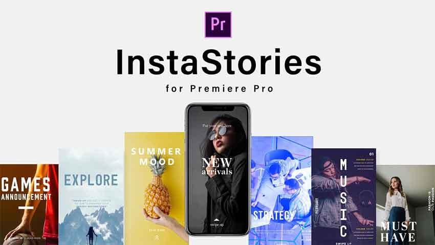 Instastories for Premiere PRo
