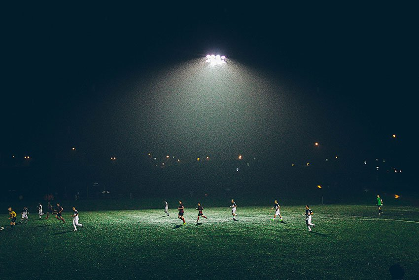 high iso sports