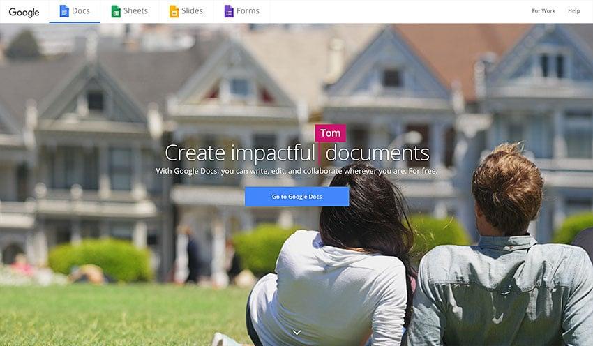 docs online document collaboration tools
