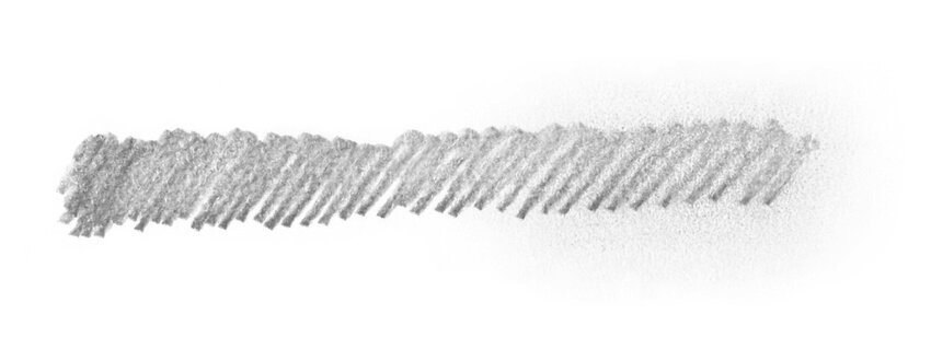 Making a blurry graphite texture