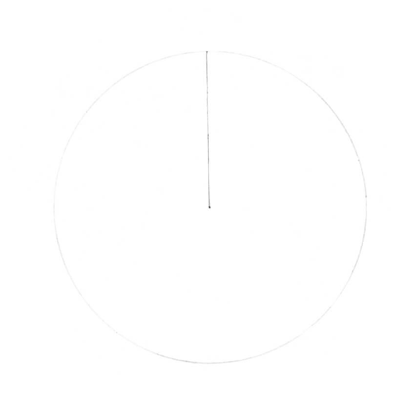 Adding the straight line