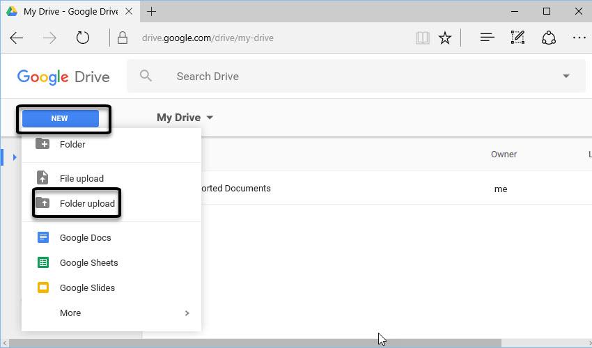 Temukan Cara Kirim Melalui Google Drive mudah