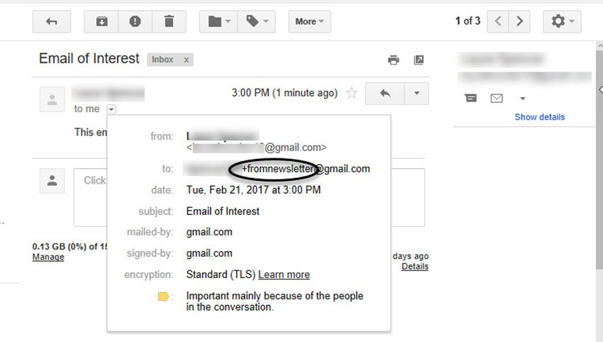 Gmail Disposable Email Address