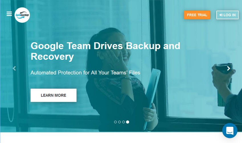 Spinbackup Gmail backup utility