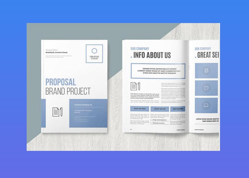 Propuesta para proyecto de negocio facil de personalizar
