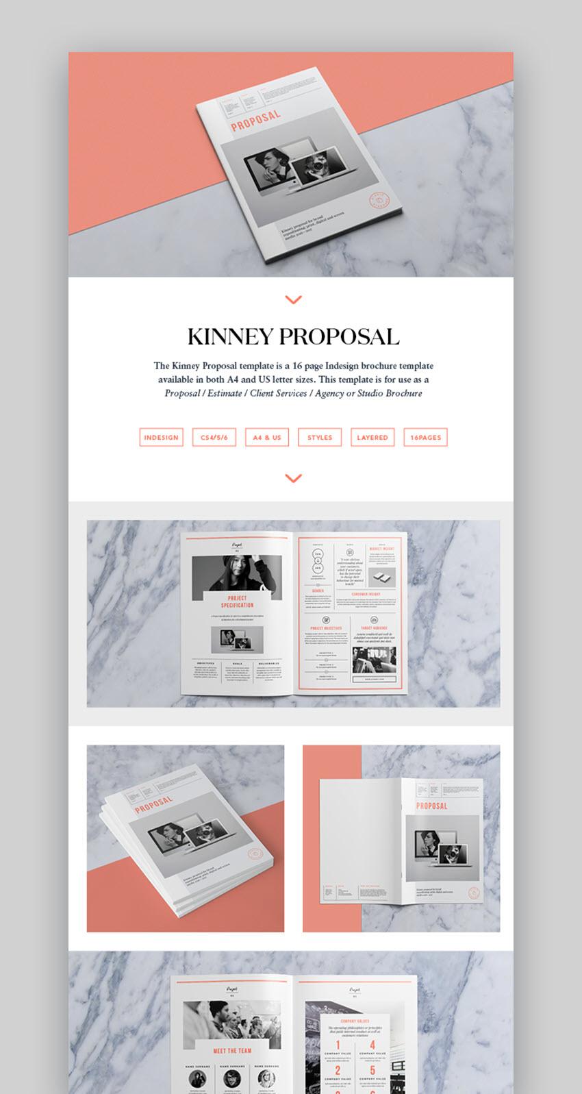 Kinney design proposal