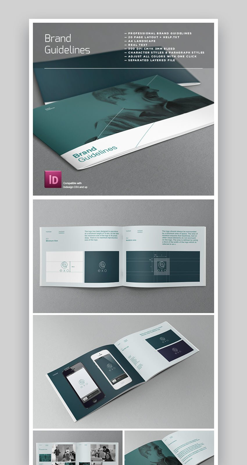 Brand logo document